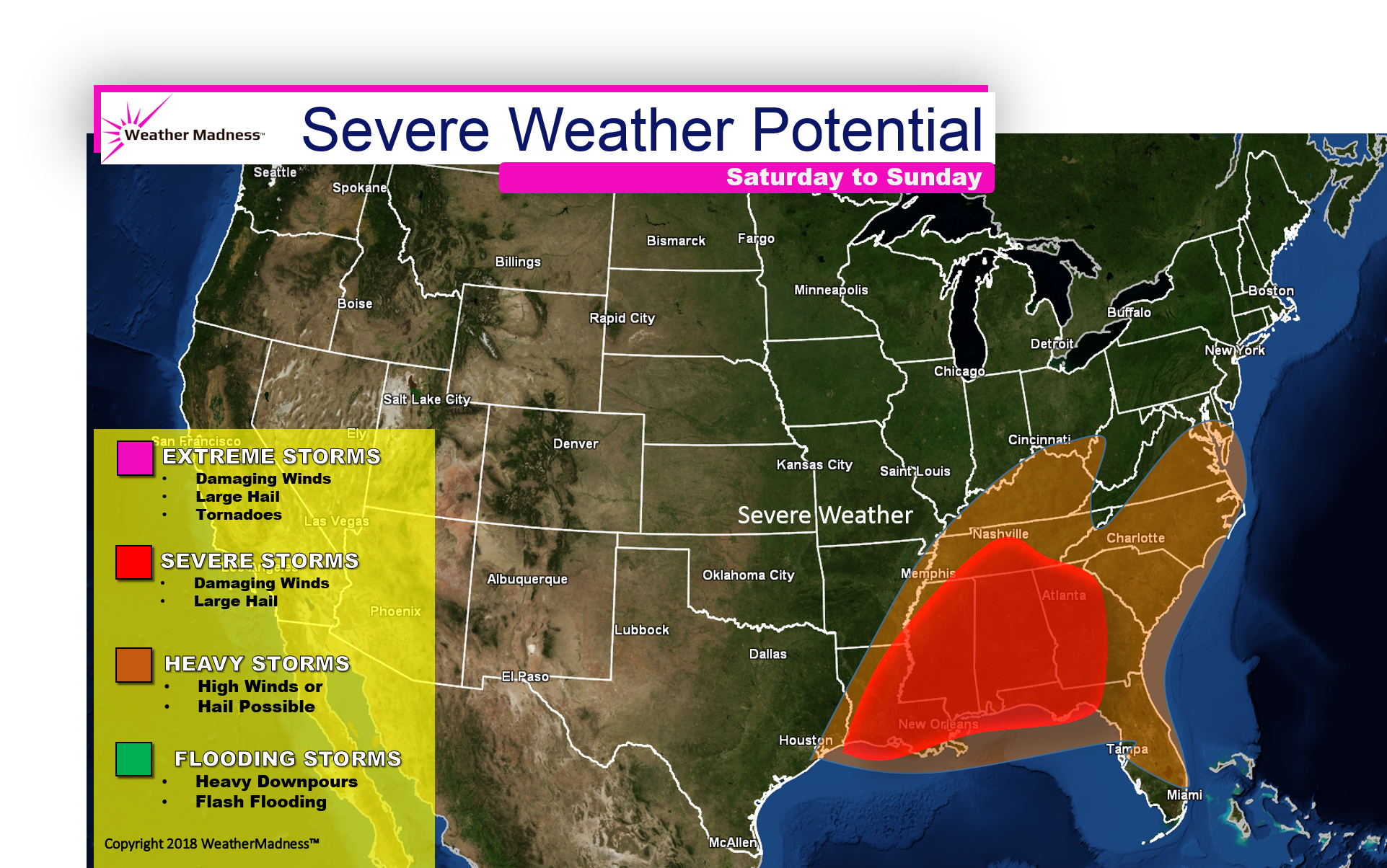 Severe Weather Potential
