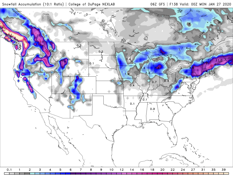 Maps Look Interesting with Storms, But Fresh Cold Air the Issue