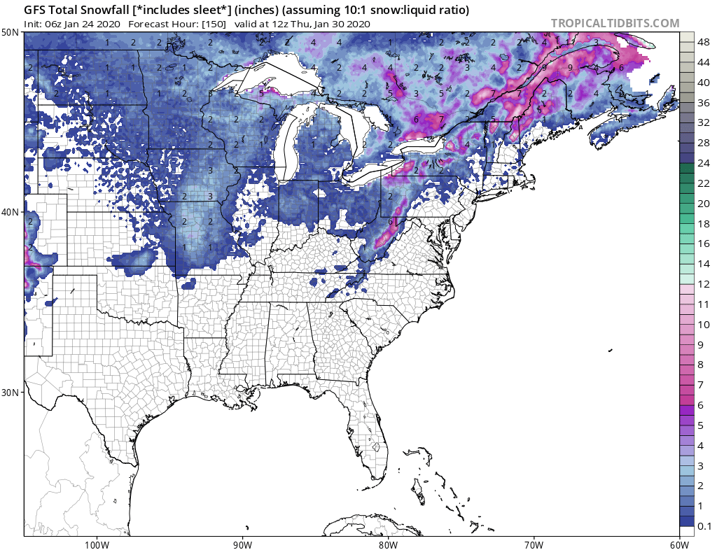 Heavy Rains and Snow with the First Storm. Enough Blocking Maybe for a Storm Next Weekend