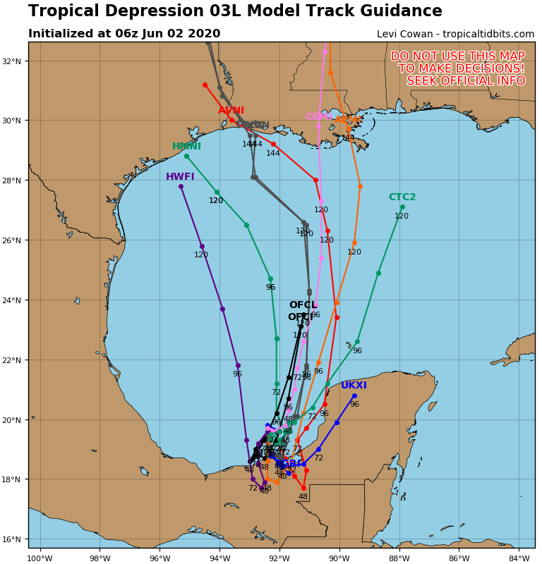 Tropical Storm to Form in the Gulf. Severe Weather Midwest to Mid-Atlantic!