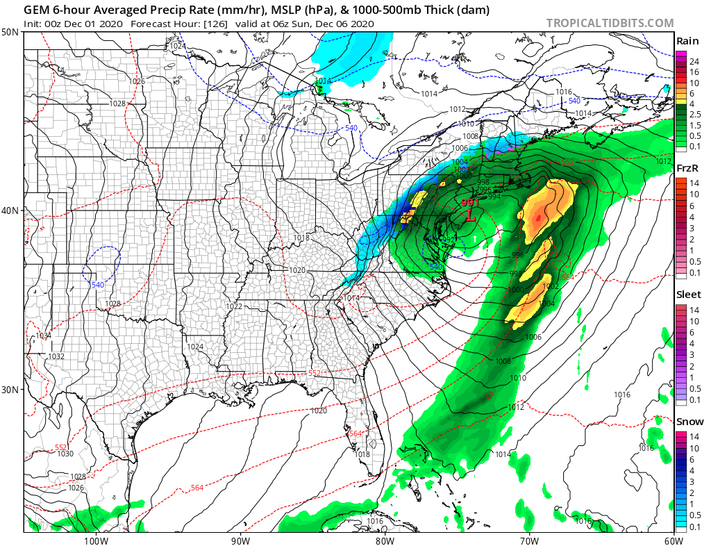 Snow Continues Today. Another Storm on the Way!